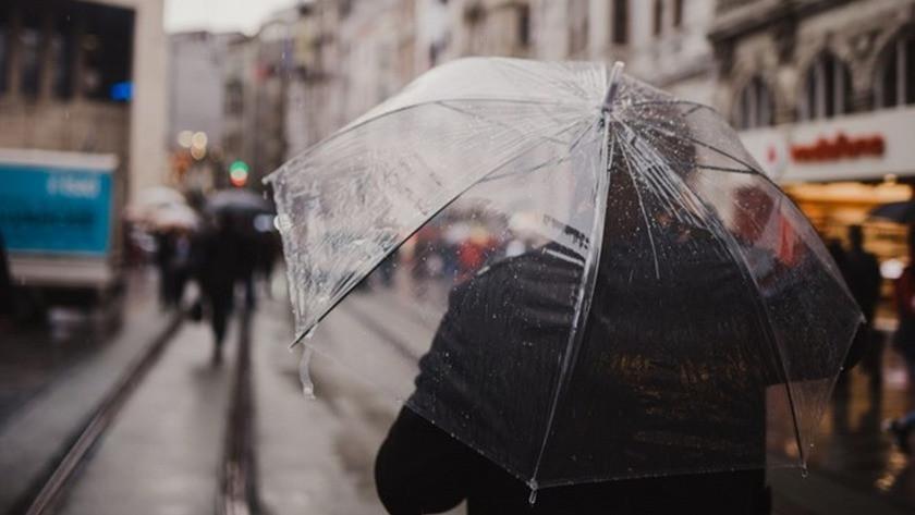 Meteoroloji'den sağanak yağış uyarısı! 5 günlük hava durumu tahmini...