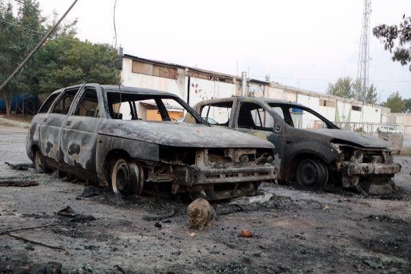 Hatay'daki yangının ardından kahreden görüntüler ortaya çıktı - Sayfa 2