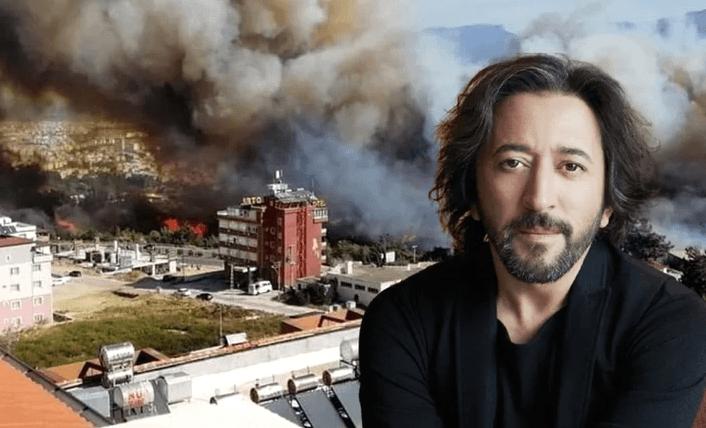 Ünlüler PKK'ya Hatay yangını için ateş püskürdü! - Sayfa 1