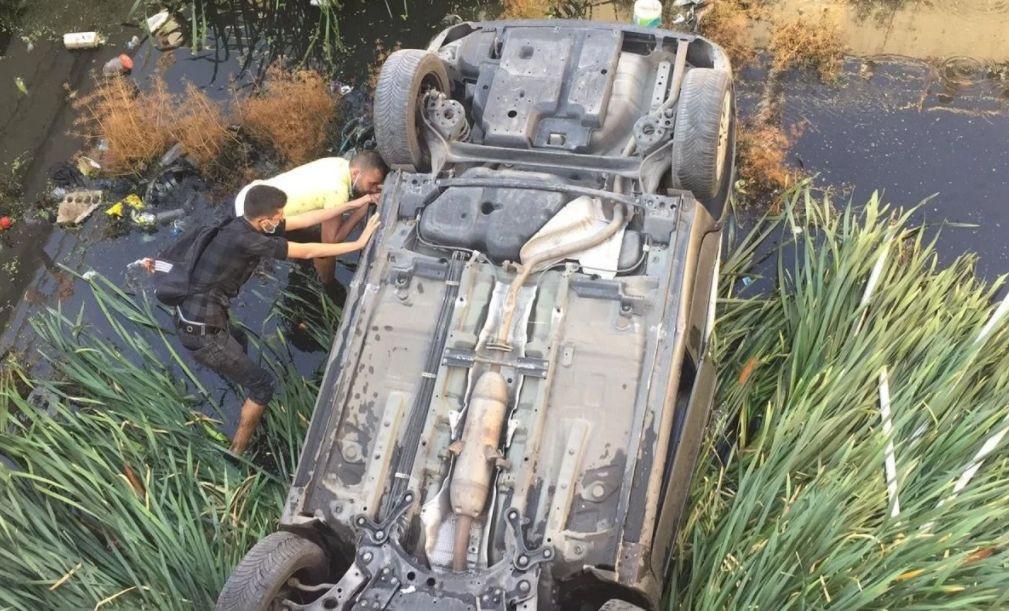 Kayseri'de korkunç kaza ! Arka koltuktaki kadın... - Sayfa 3