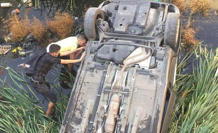 Kayseri'de korkunç kaza ! Arka koltuktaki kadın... - Sayfa 1