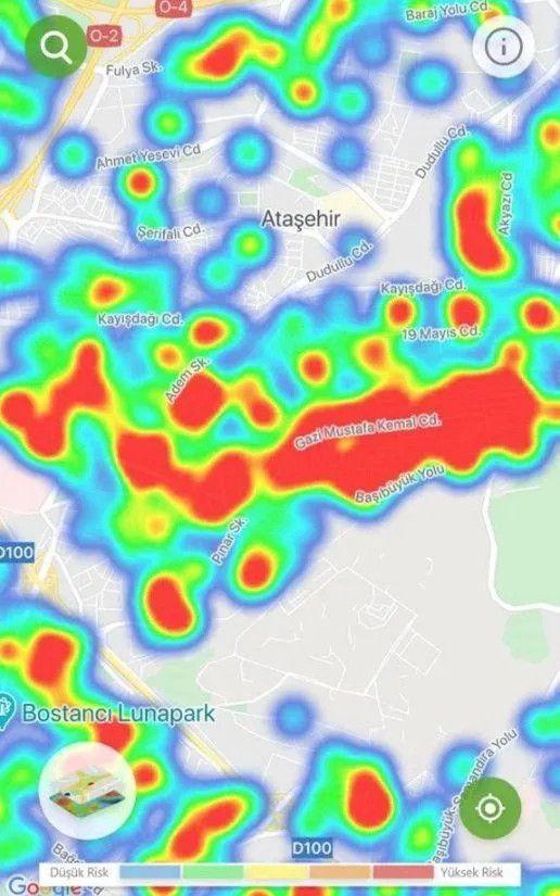 İşte Vaka sayılarında artışın yaşandığı İstanbul'un ilçe ilçe virüs haritası - Sayfa 2
