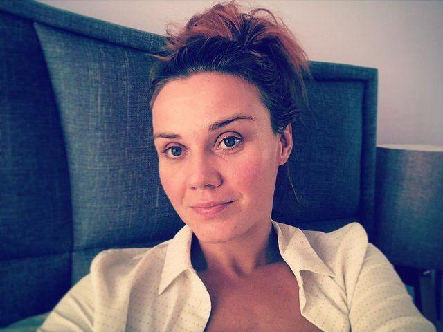 Ünlü oyuncu Alma Terzic 4 aylık hamile olduğunu sosyal medya üzerinden paylaştı! - Sayfa 1