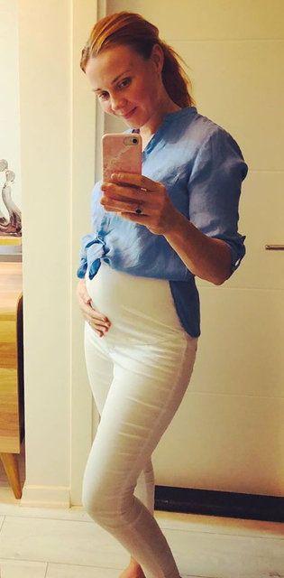 Ünlü oyuncu Alma Terzic 4 aylık hamile olduğunu sosyal medya üzerinden paylaştı! - Sayfa 2