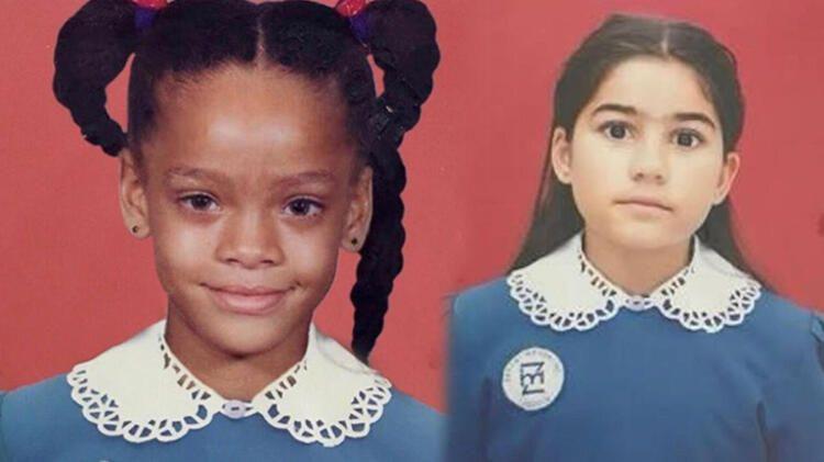 Zeynep Çamcı'nın Rihanna paylaşımı olay oldu! - Sayfa 1