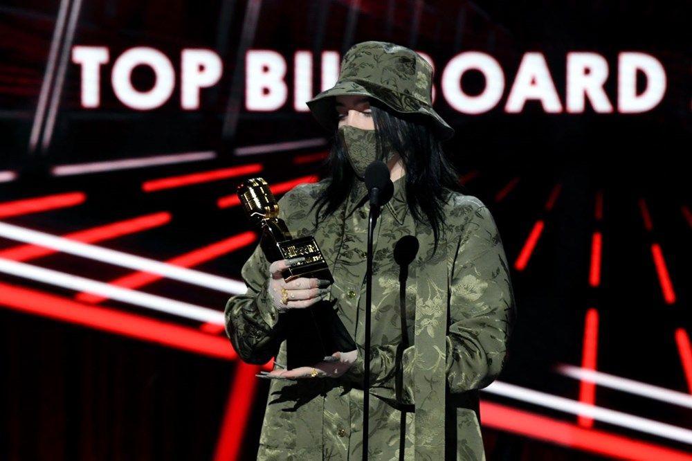 2020 Billboard Müzik Ödülleri sahiplerini buldu - Sayfa 2