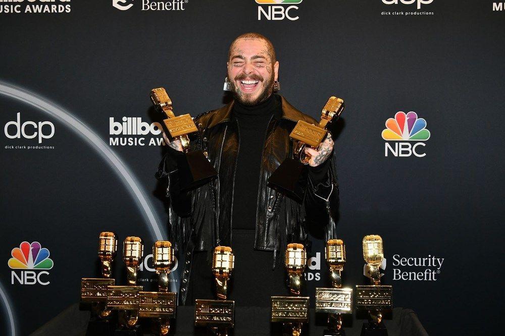 2020 Billboard Müzik Ödülleri sahiplerini buldu - Sayfa 3