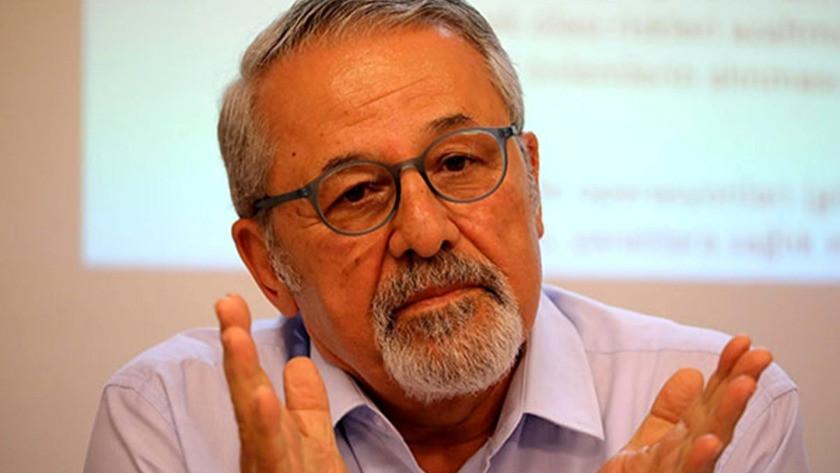 Prof.Dr.Naci Görür İstanbul depremi sonrası açıklamalarda bulundu