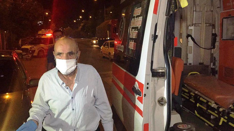 Hastaneden kaçan korona hastası 80'lik dede minibüste yakalandı - Sayfa 3