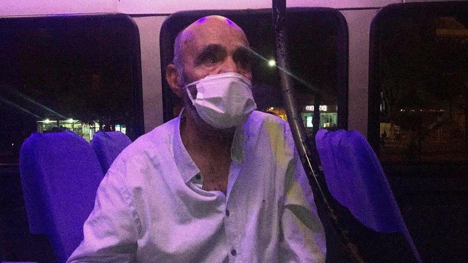 Hastaneden kaçan korona hastası 80'lik dede minibüste yakalandı - Sayfa 4