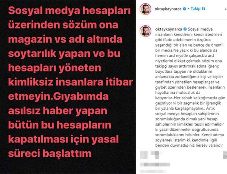 EDHO'nun usta oyuncusu Oktay Kaynarca'dan 'sevgilisi Gizem Acar hamile' iddialarına sert yanıt! - Sayfa 4