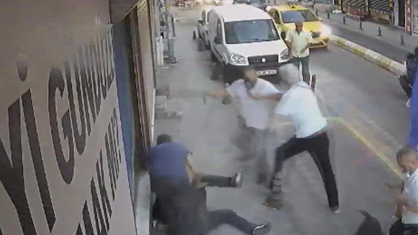 Pitbull cinsi köpeğiyle taksiye binmek istedi, kavga çıktı