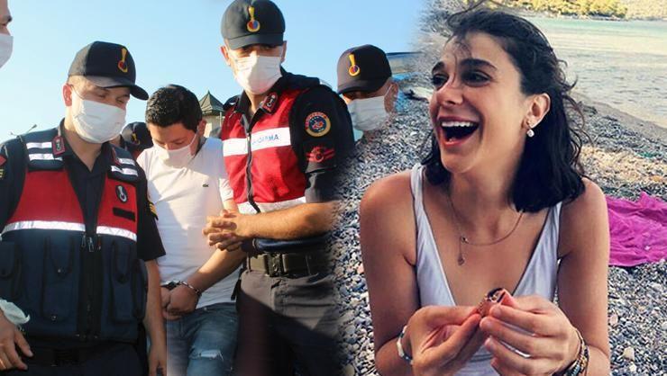 Pınar Gültekin'i öldüren Metin Avcı'dan tepki çeken talep ! - Sayfa 1