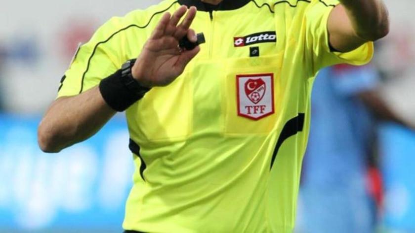 Fenerbahçe-Trabzonspor maçının hakemi belli oldu!