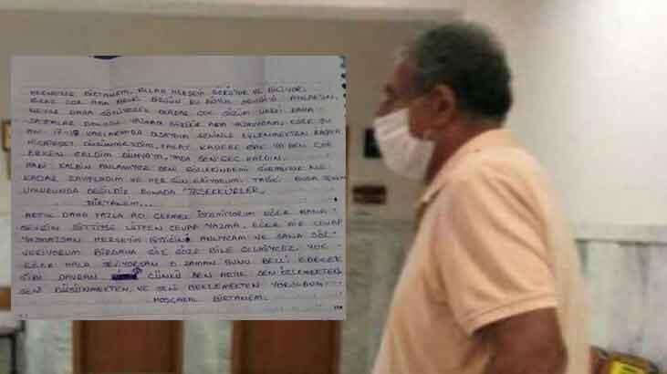 13 yaşındaki kız çocuğuna 'aşk mektubu' yazan adam tutuklandı! - Sayfa 1