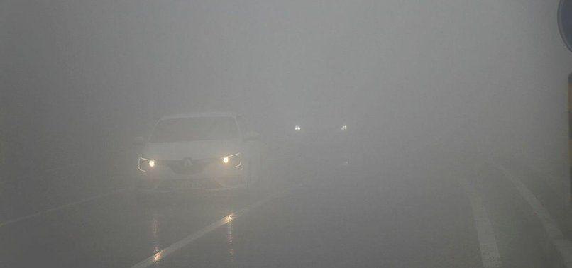 Birçok il'de görülecek! 23 Ekim Meteoroloji'den pus ve sis uyarısı - Sayfa 1