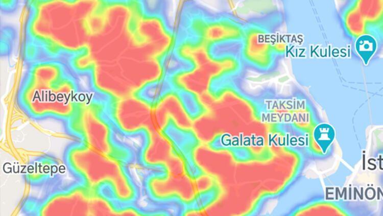 İstanbul'da Korona virüs alarmı! İşte ilçe ilçe İstanbul'un salgın haritası... - Sayfa 2