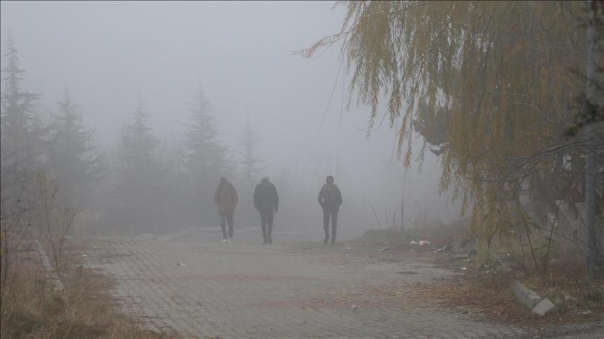 Birçok il'de görülecek! 23 Ekim Meteoroloji'den pus ve sis uyarısı - Sayfa 2