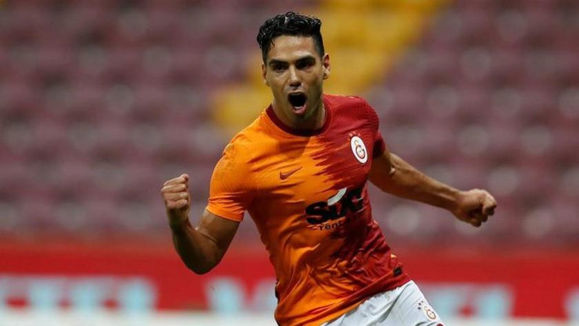 Galatasaray'da Falcao takımdan ayrılabilir