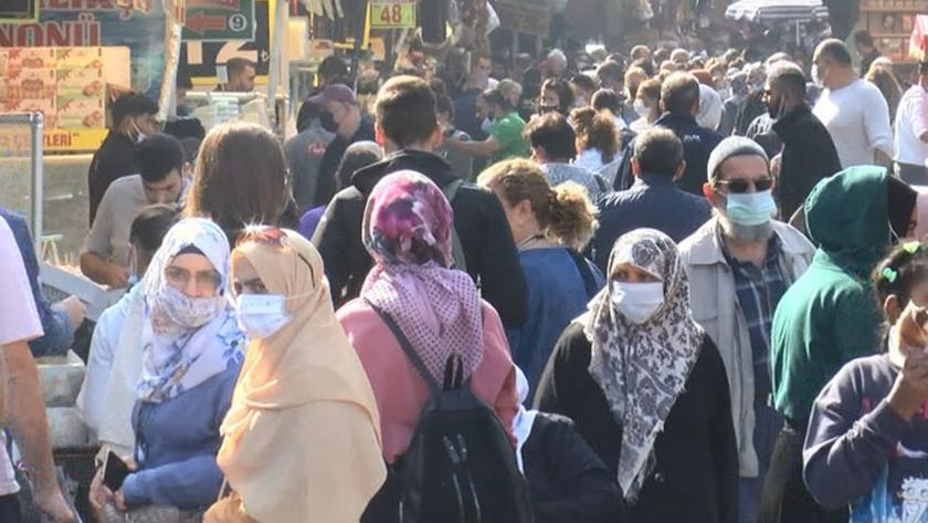 İstanbullular hafta sonunda sokağa döküldü