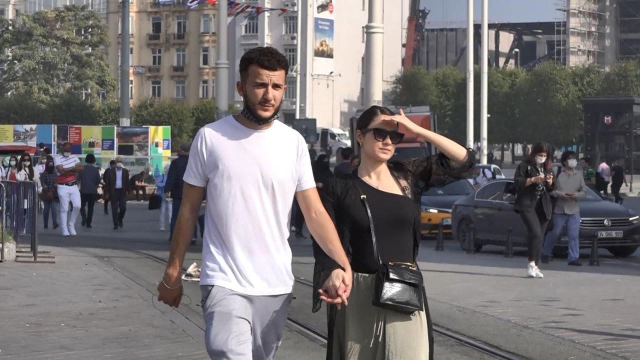 İstanbullular hafta sonunda sokağa döküldü - Sayfa 3