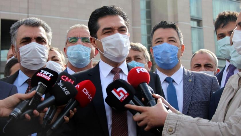 İYİ Parti İstanbul İl Başkanı'na FETÖ soruşturması