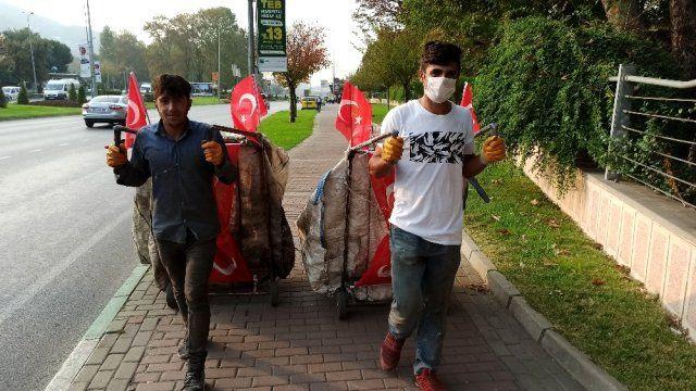 Cumhuriyet Bayramına damga vuran en anlamlı görüntü! - Sayfa 3