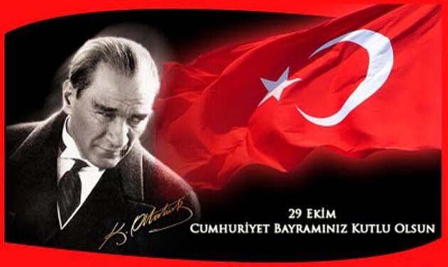 29 Ekim resimli mesajları - Cumhuriyet Bayramı mesajları ve sözleri - Sayfa 4
