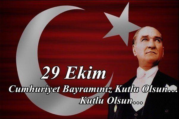 29 Ekim resimli mesajları - Cumhuriyet Bayramı mesajları ve sözleri - Sayfa 2