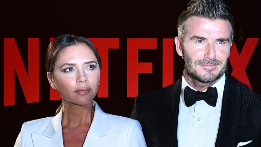Netflix, David Beckham ile 172 milyon TL'ye anlaşma sağladı!