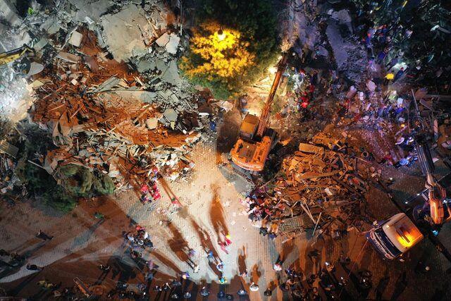 İzmir'deki deprem sonrası kaç kişi öldü? AFAD sayıları açıkladı! - Sayfa 1