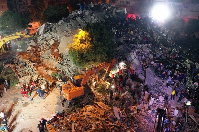 İzmir'deki deprem sonrası kaç kişi öldü? AFAD sayıları açıkladı! - Sayfa 3