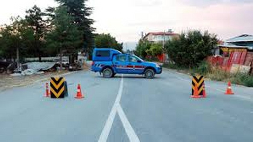 Burdur'da 4 köye karantina şoku!