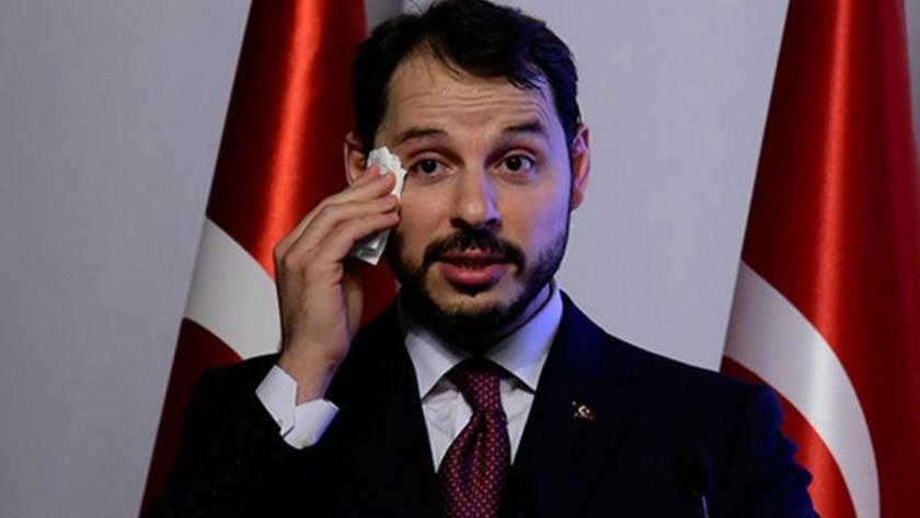 Berat Albayrak'ın istifası Arınç'ın açıklamasının hemen ardından geldi