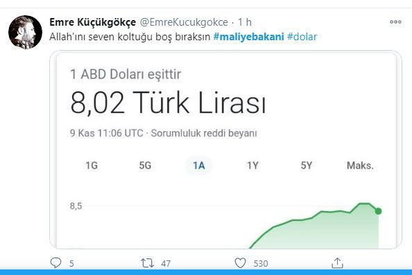 Berat Albayrak'ın istifası kabul edilince #TeşekkürlerBeratAlbayrak paylaşım rekoru kırdı! - Sayfa 3
