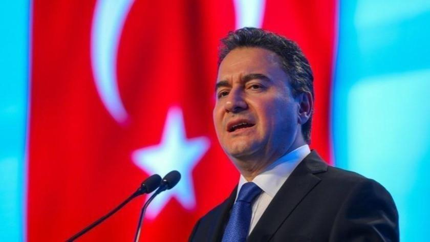 Ali Babacan'dan flaş açıklama! İstifa değil iflas açıklaması
