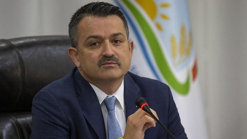 Bakan Pakdemirli: 564 projeye 261 milyon lira hibe sağlanacak