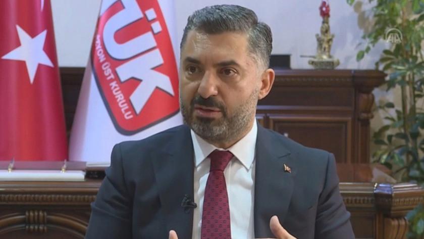 Albayrak'ın istifası sonrası RTÜK Başkanı Şahin'e çok sert tepkiler