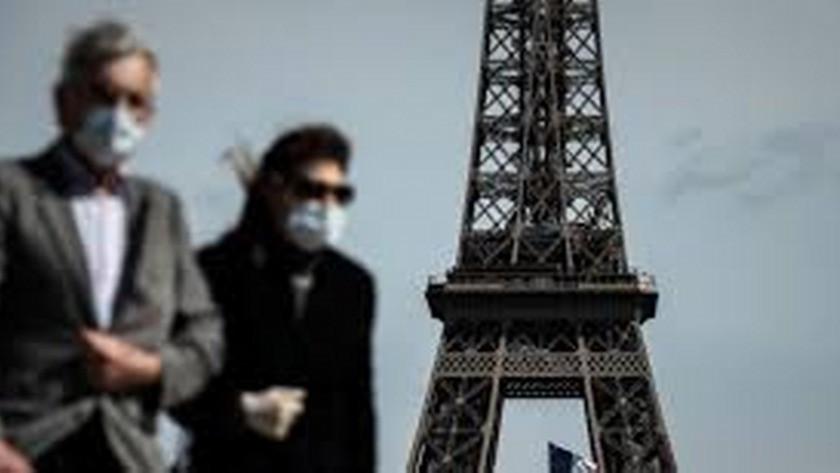 Fransa koronavirüste tırmanışa geçti!