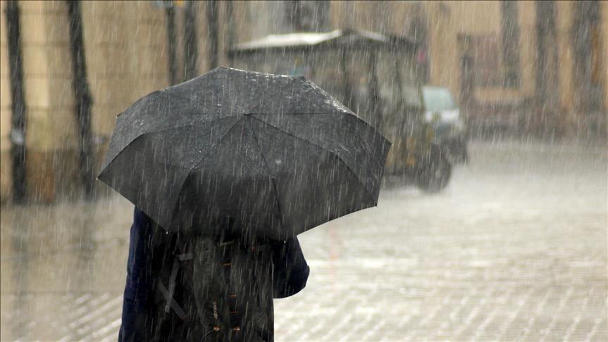 Meteoroloji'den bu iller için sağanak yağış uyarısı! | 15 Kasım 2020 Pazar hava durumu - Sayfa 2