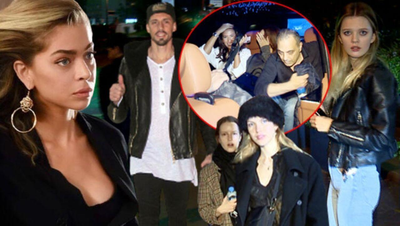 Lüks Rezidansta ünlüleri akın ettiği koronavirüs partisinde sosyal mesafe hiçe sayıldı! - Sayfa 1