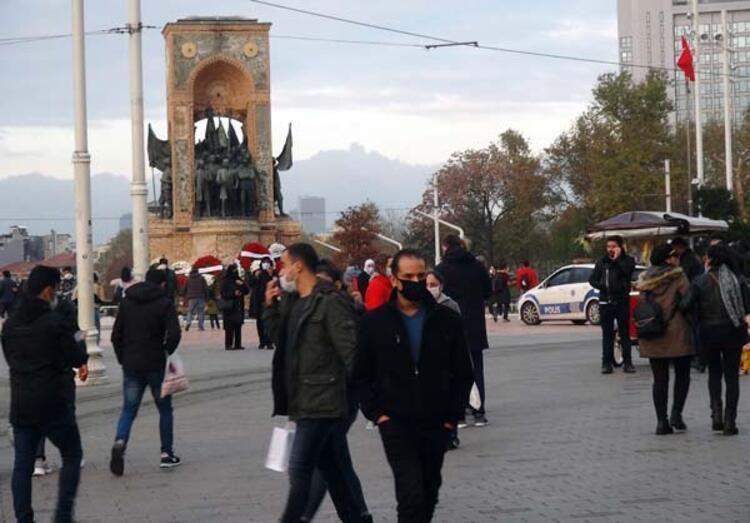 İstanbul İstiklal Caddesi'nden gelen görüntüler korkuttu! Pandemi yok sayıldı! - Sayfa 2