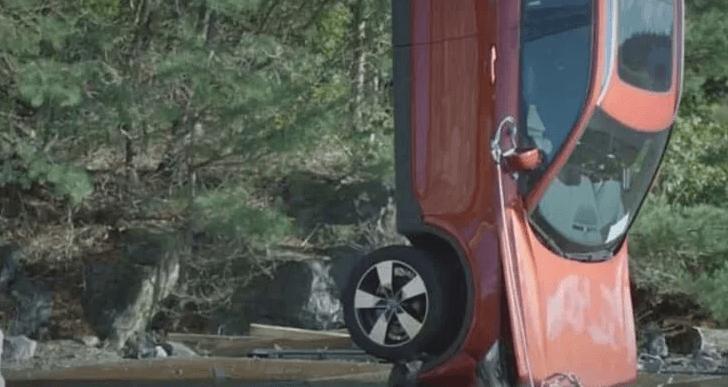 İsveç otomobil markası Volvo'dan görülmemiş güvenlik testi - Sayfa 1