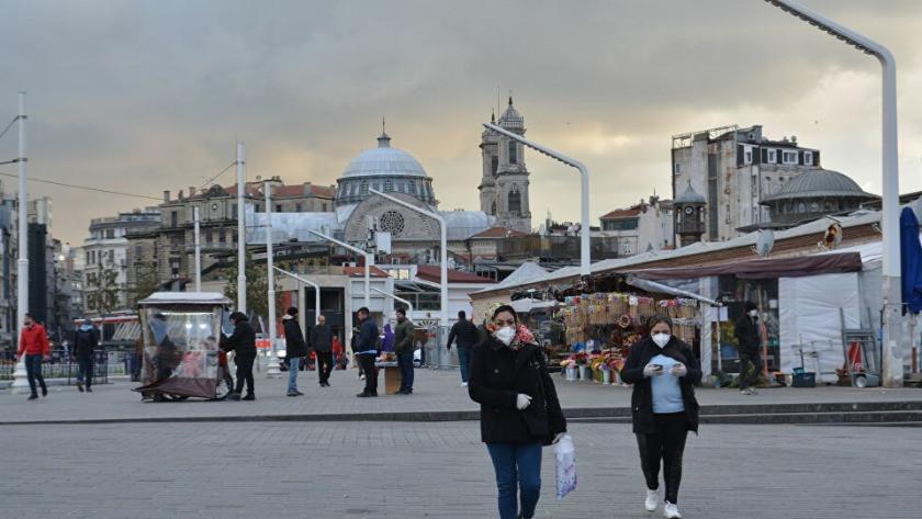 İstanbul'un bu beş ilçesinde yaşayanlar dikkat! Salgında mavi yaka etkisi...