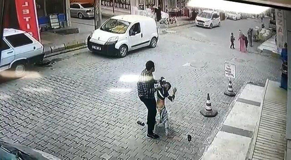 Şanlıurfa'da dehşete düşüren görüntü! Su içen çocuğu kaldırıp yere vurdu - Sayfa 3