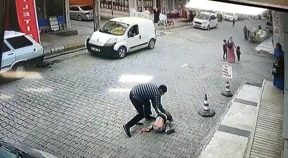 Şanlıurfa'da dehşete düşüren görüntü! Su içen çocuğu kaldırıp yere vurdu - Sayfa 4