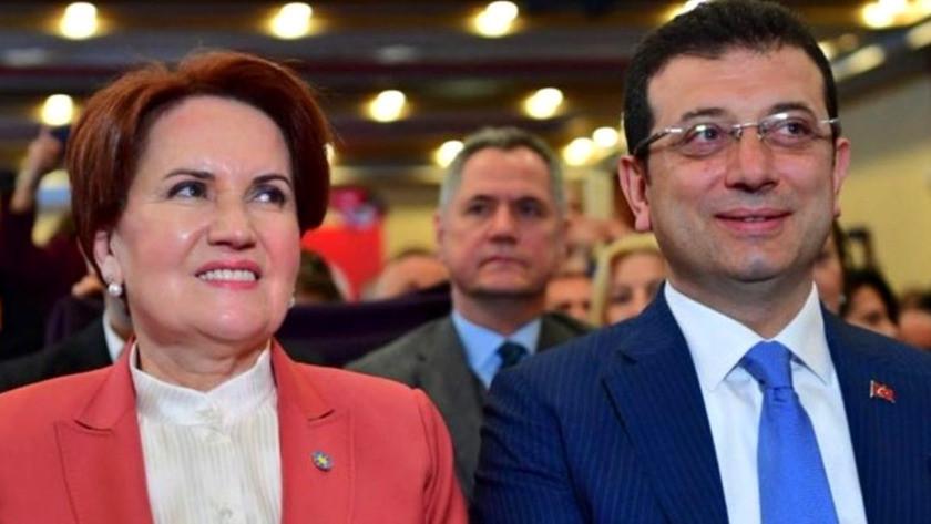 Meral Akşener canlı yayında duyurdu: imamoğlu'na soruşturma açıldı