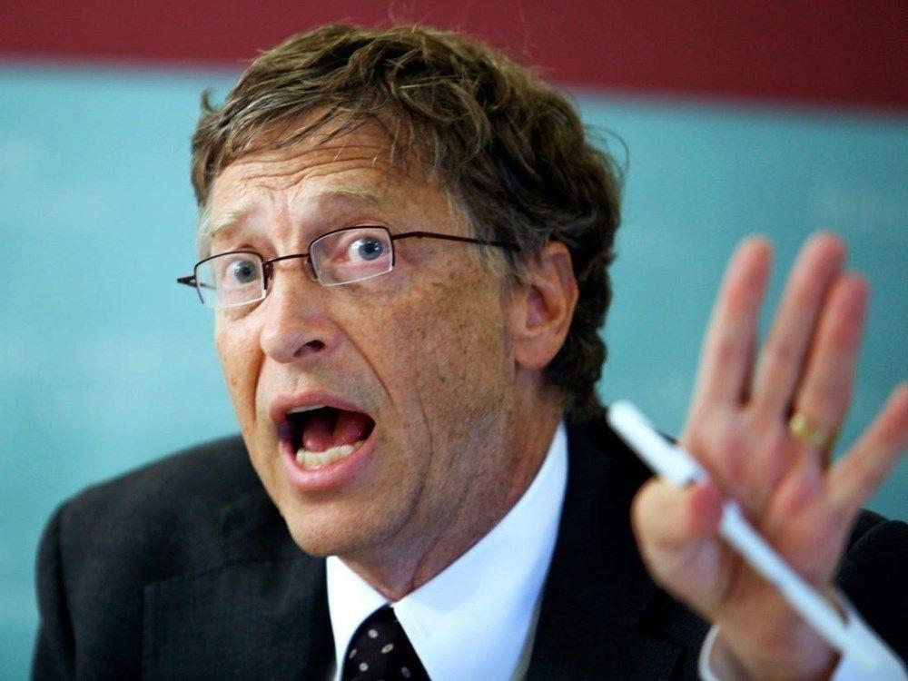 Bill Gates maske takmayanları bakın kimlere benzetti - Sayfa 1