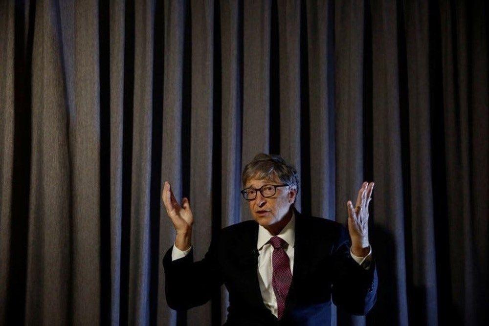 Bill Gates maske takmayanları bakın kimlere benzetti - Sayfa 3