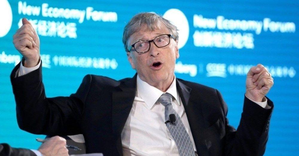 Bill Gates maske takmayanları bakın kimlere benzetti - Sayfa 4